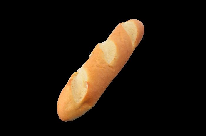 Voorgebakken stokbrood wit