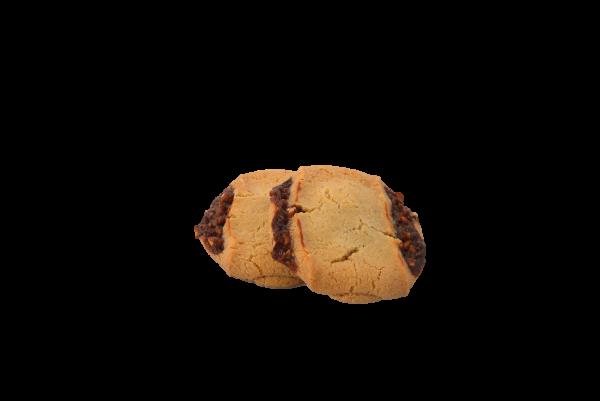 Caramel-Noten koek