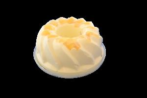 Ananas bavarois pudding